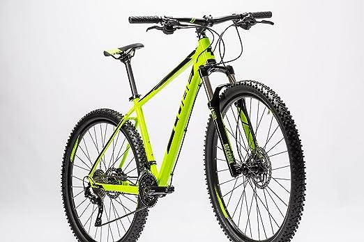 Bicicleta Montaña Cube Attention SL, 27 pulgadas: Amazon.es: Deportes y aire libre