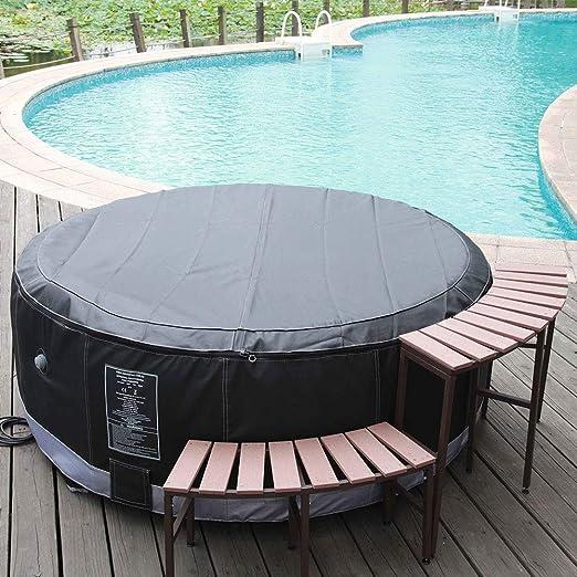 Waterclip Mueble para Spa hinchable – Alto y Bajo: Amazon.es: Jardín