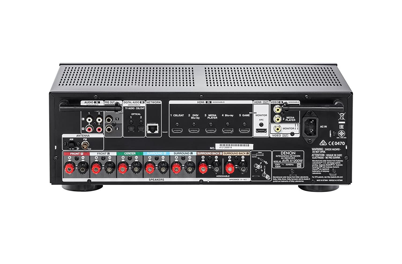 kompakter AV Receiver, kompakter AV Receiver Test, AV Receiver kompakt, guter AV Receiver