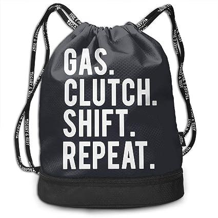 24e334660624 Amazon.com : GHLHKFH Waterproof Gas Clutch Shift Repeat Sport Gym ...