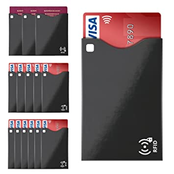 Sileo® RFID Carcasa Blocker (14 unidades) - Blocking ...