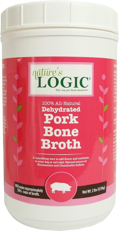 Nature'S Logic Dehydrated Pork Bone Broth, 2Lb