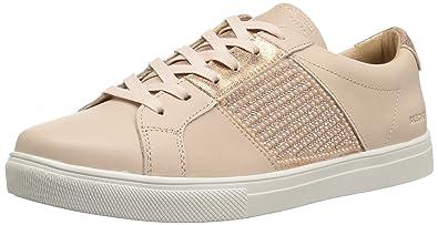 Skechers Womens ModaPearl Rhinestone Quarter Fashion Sneaker  B077SNT5QB