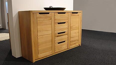 Sideboard Wohnen Sideboards 4 Türen Kommoden 2 Schubkästen