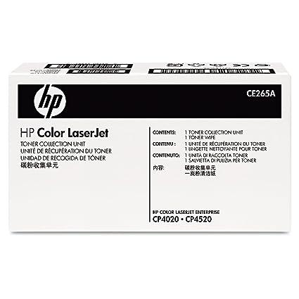 Amazon com: HP CE265A 648A, (CE265A) Toner Collection Unit