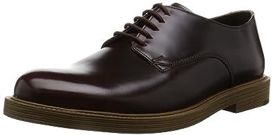 31e7478e540c Clarks Feren Lace Chesnut Leather Men s Business Shoes  Amazon.co.uk ...