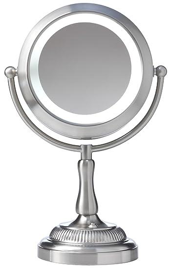 Sunter lighting ndvm2923 natural daylight lighted vanity mirror sunter lighting ndvm2923 natural daylight lighted vanity mirror satin nickel aloadofball Choice Image