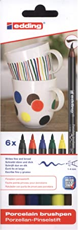 Punta de pincel flexible para pintar grandes áreas y definir detalles,Tinta pigmentada a base de agu