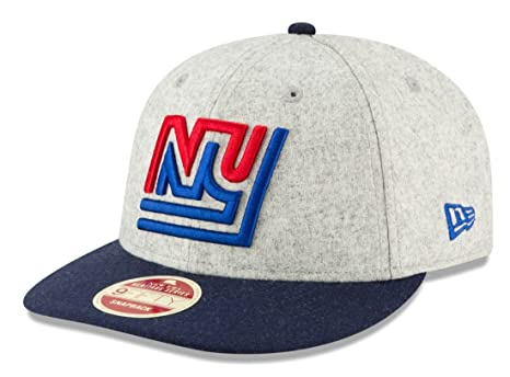 factory price fafe3 a7e0f ... new zealand new york giants new era 9fifty nfl historic quotmelton  woolquot snapback hat b2287 a4072