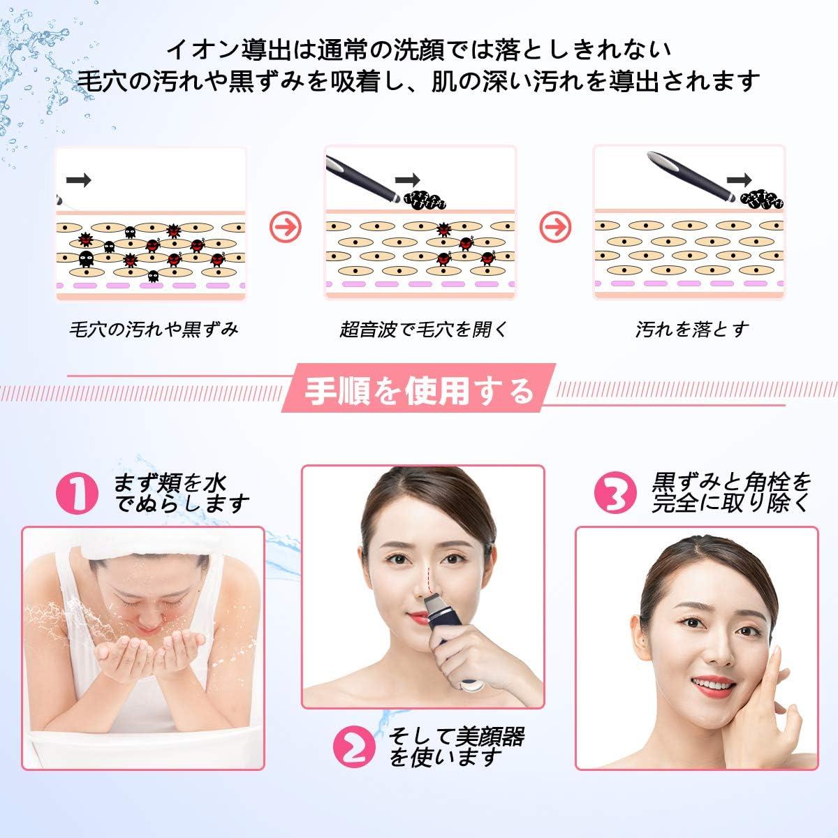 あなたはレーザーで顔の汚れを取り除くことができます