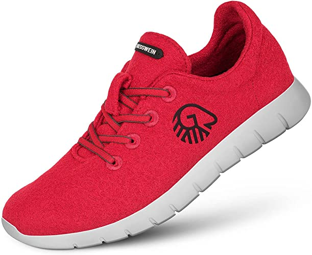 Giesswein Herren Woll Sneaker Merino Runners