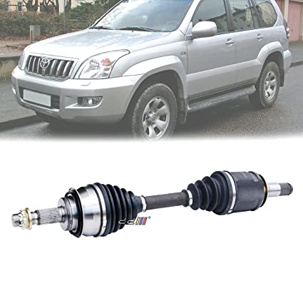 Amazon com: CV Joint Drive Shaft Axle For Toyota Land