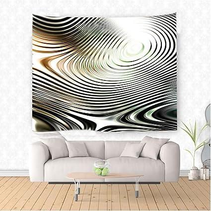 Amazon Com Nalahome Abstract Decor Geometrical Modern Zebra Like