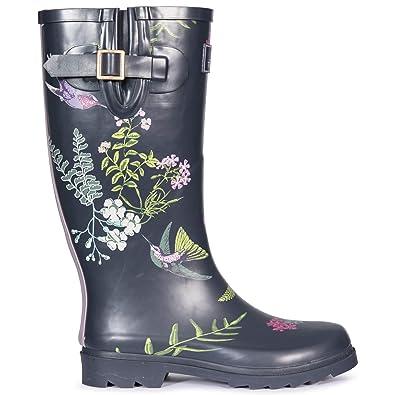 71e95e8fa2d Trespass Elena, Women's Rain Boots