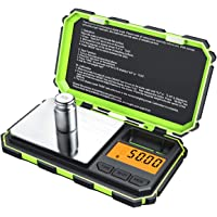 Brifit Digital Mini Scale, 200g /0.01g Pocket Scale, 50g Calibration Weight, Electronic Smart Scale