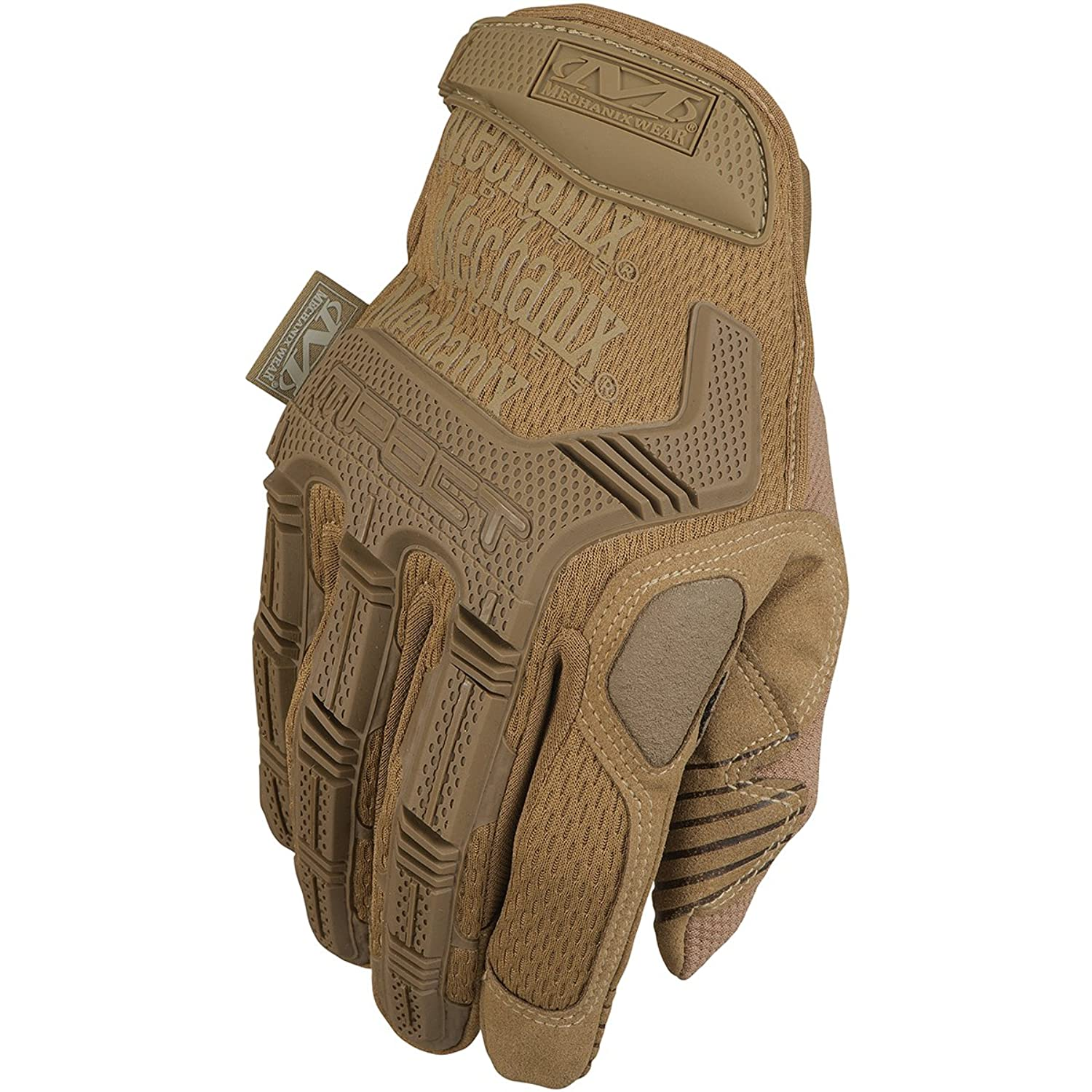 Mens leather driving gloves ireland - Mechanix Wear Men S M Pact Gloves Coyote