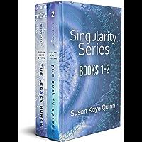 Singularity Series Box Set (The Legacy Human and The Duality Bridge)