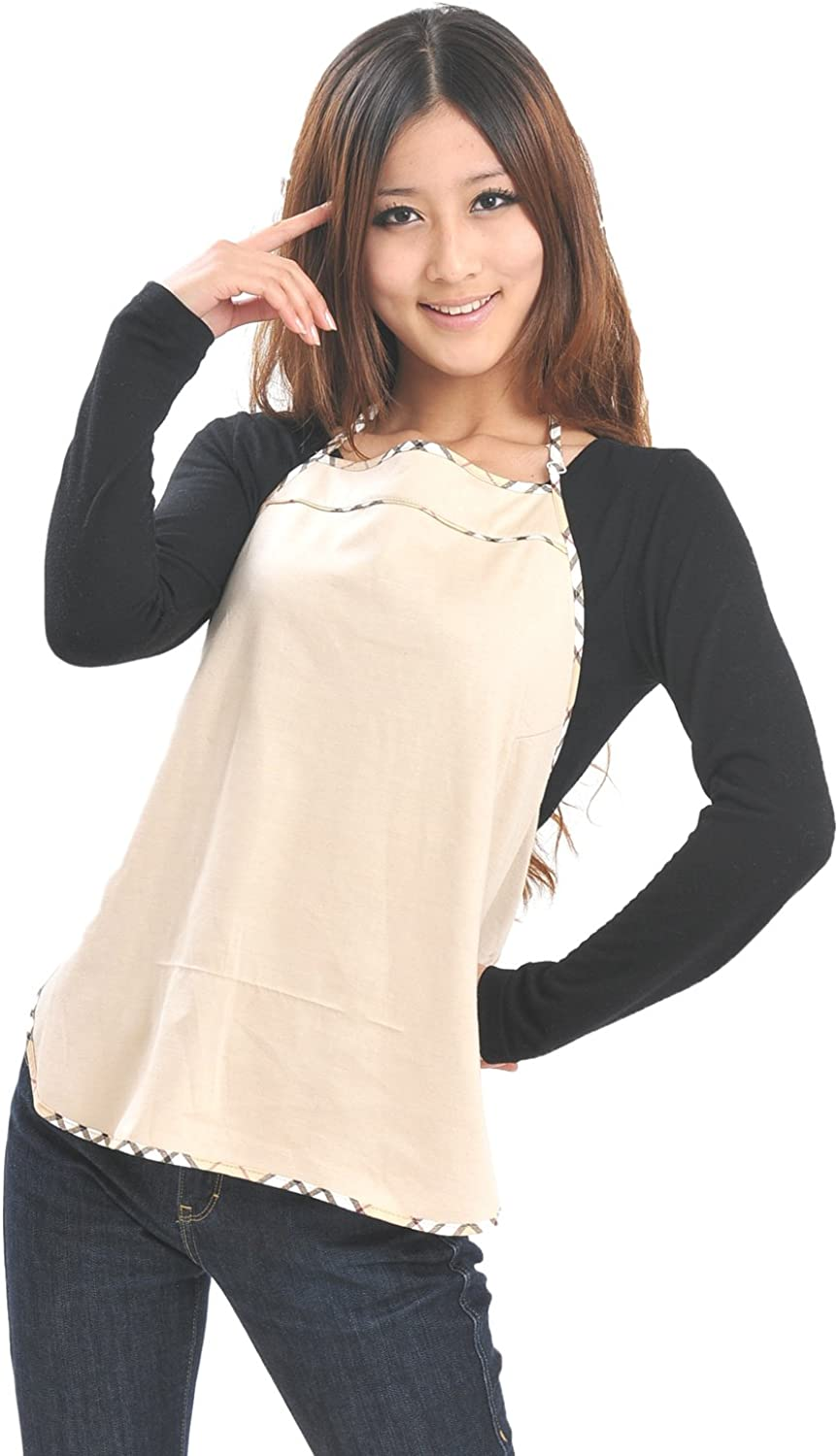 Oursure Argent Anti-Radiation Protection Maternity Top M 8900603