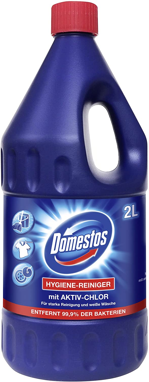 Domestos Hygiene Reiniger Mit Aktiv Chlor 2 L 6er Pack Amazon De
