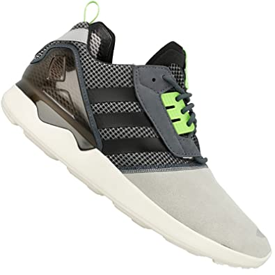f7e110d56 Adidas Zx 8000 Boost Trainers Grey 10 UK  Amazon.co.uk  Shoes   Bags