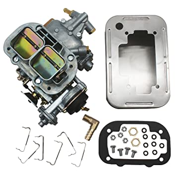 KIPA Carburetor for Weber 32/36 DGV DGEV Electric choke Fit Toyota