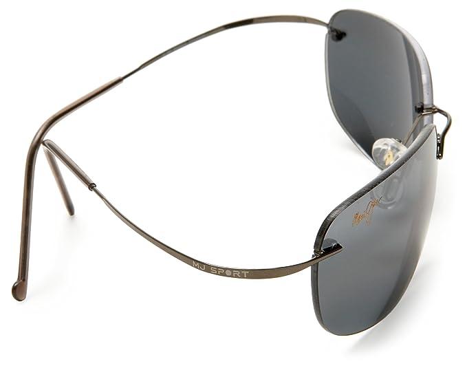Polarized Titanium Gunmetalneutral Maui Sunglasses Kapalua Jim xshQrdBCot
