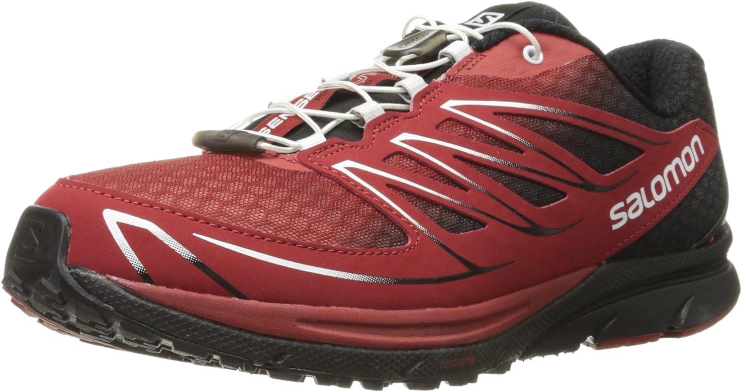 Salomon Sense Mantra 3-M - Zapatillas de Trail Running de Sintético Hombre, Color, Talla 47 1/3 EU: Amazon.es: Zapatos y complementos