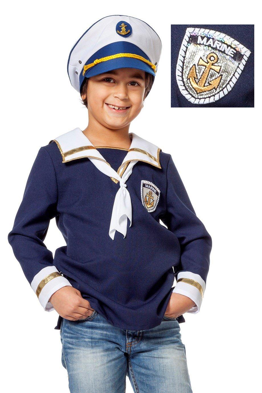 Wilber 3299 marinero disfraz marinero traje de marineros ...