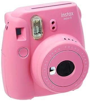 Fujifilm Instax Mini 9 Rose Appareil Seul Amazon Fr Photo