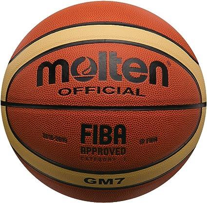 MOLTEN Baloncesto BGM, Indoor/Outdoor, la Fiba - BGM7, Oficial ...
