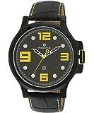 Maxima Analog Black Dial Men's Watch - 28281LMGB