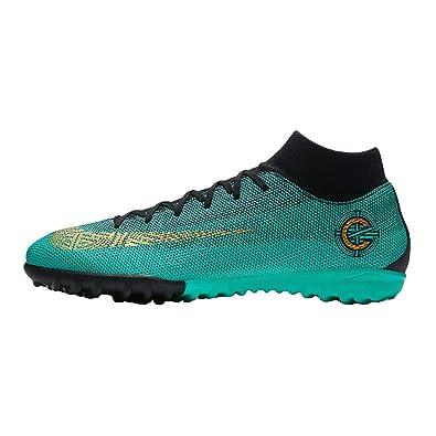 Nike - Zapatillas de fútbol Sala de Material Sintético para Hombre Verde  Verde Verde Size  40 EU  Amazon.es  Zapatos y complementos dd1ec2129b6af