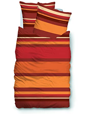 Tom Tailor 69416 Bettwäsche 200x2002x80x80 Sun Orange Amazonde