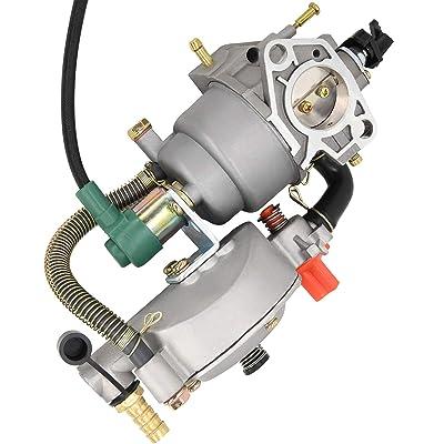 New Dual Fuel LPG//NG Carburetor for Honda GX390 188F 13-14HP generator Engine