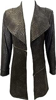 product image for Eva Varro Barcelona Long Jacket Gator Print