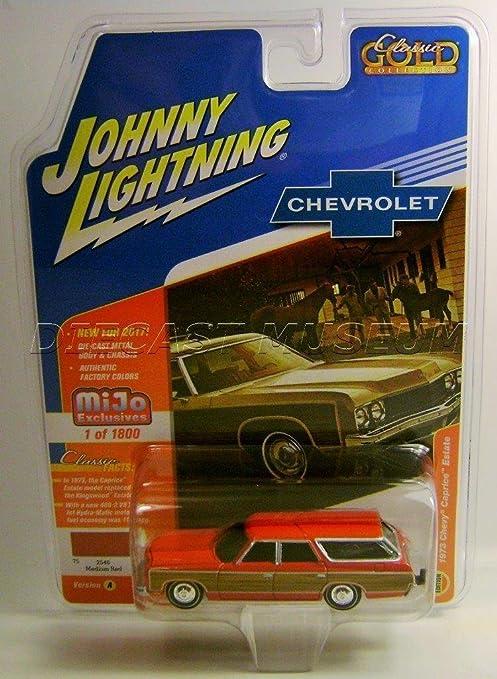 Amazon com: 1973 '73 CHEVY CAPRICE ESTATE MIJO CLASSIC GOLD JOHNNY