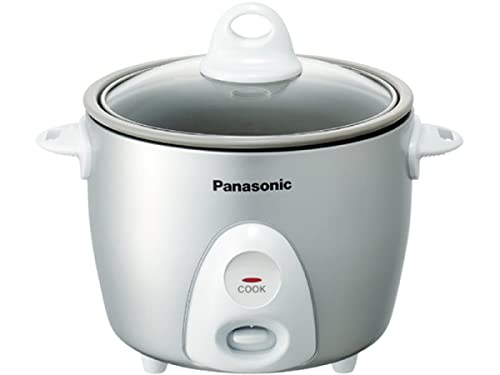 Panasonic 1-Step Automatic Rice Cooker - SR-G06FGL Review