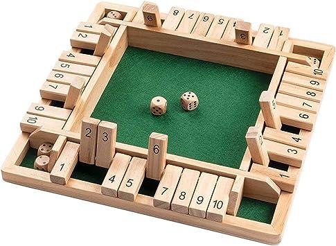 Crazyfly Gioco Da Tavolo In Legno Classico Gioco Di Matematica Familiare In Legno Sudoku Puzzle Board Gioco Da Tavolo In Legno Classico Per Bambini Regalo Di Famiglia Amazon It Giochi E Giocattoli