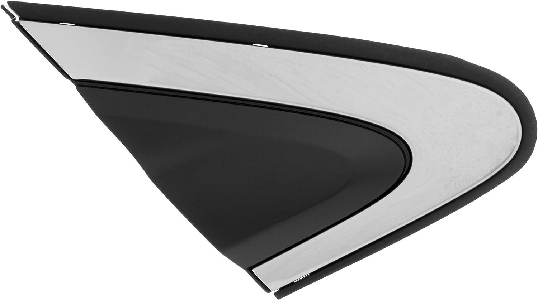 Genuine Honda Pillar Molding 75495-T0A-003