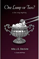 One Lump or Two? (Tea Cozy Mystery Book 1) Kindle Edition