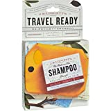 J.r.liggetts Ez-pouch Bar Shampoo with Ez Carry Case - 1 Bar - Pack of 1