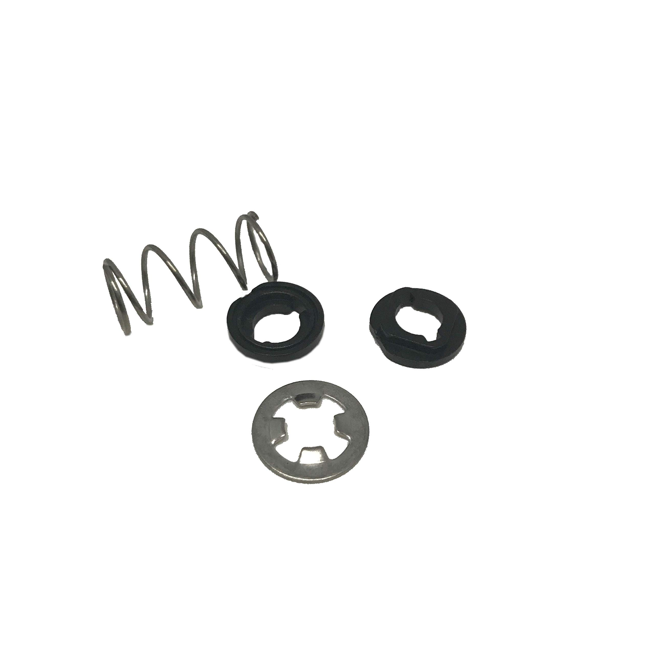 Replacement Washers and Spring for JavaPresse Manual Coffee Grinder - Complete Pack by JavaPresse (Image #1)