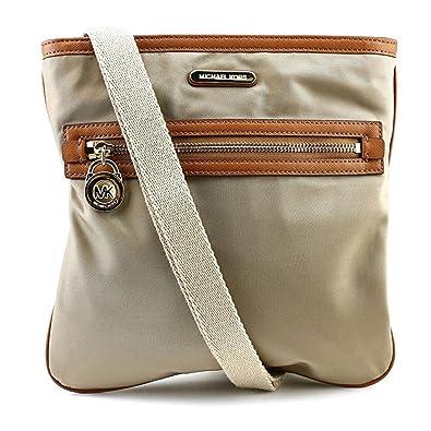 5bea51f4efbc8b Michael Michael Kors - Kempton Large Nylon Crossbody Dusk: Handbags:  Amazon.com