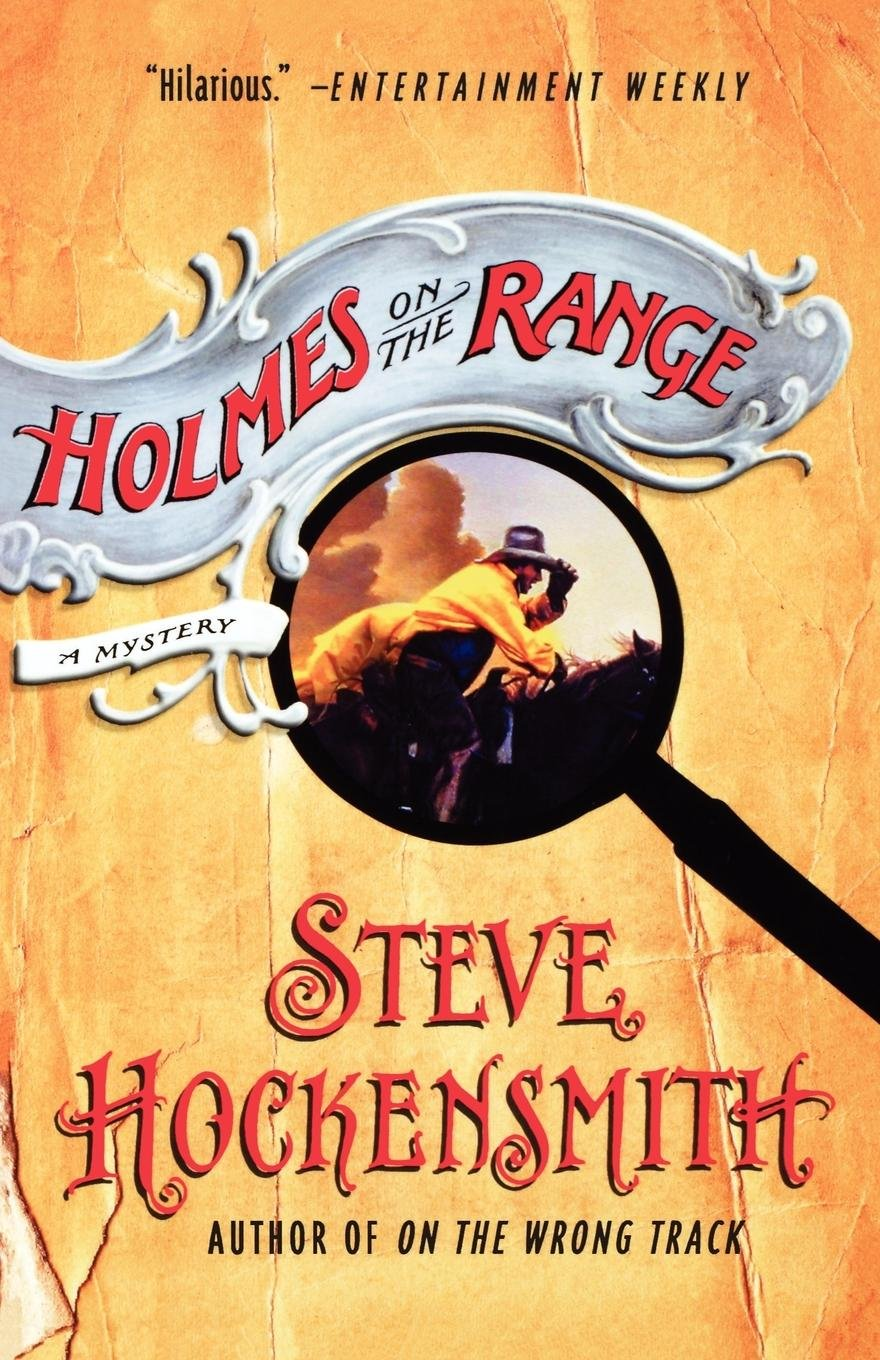 Download Holmes on the Range (Holmes on the Range Mysteries) PDF