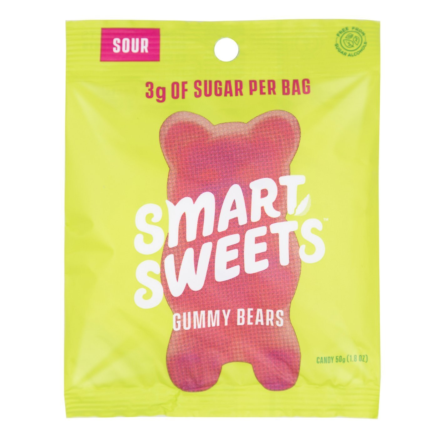 SmartsSweets Dulces ositos de goma bajos en azúcar ...