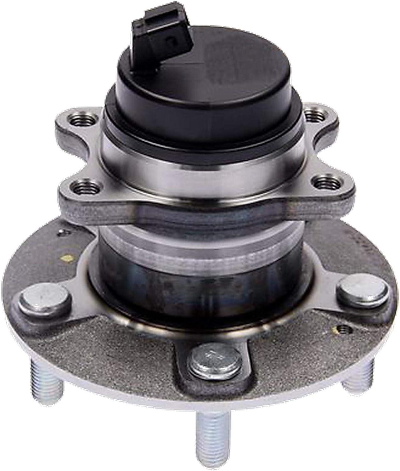 5x114,3 1x Radlager mit integriertem ABS-Sensor Hinterachse links oder rechts Lochkreis