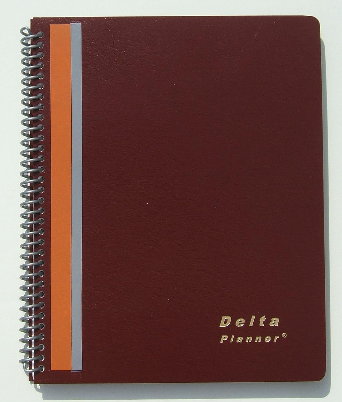 Amazon.com: La increíble (8 día) Delta planificador ...