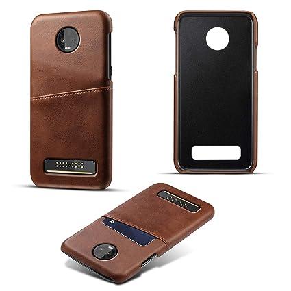 finest selection c48cc d172d Torubia Motorola Moto Z3 Case, Motorola Moto Z3 Wallet Case,Defender Cover  Case, Premium Slim Leather Wallet Back Case with Credit Card ID Holder ...