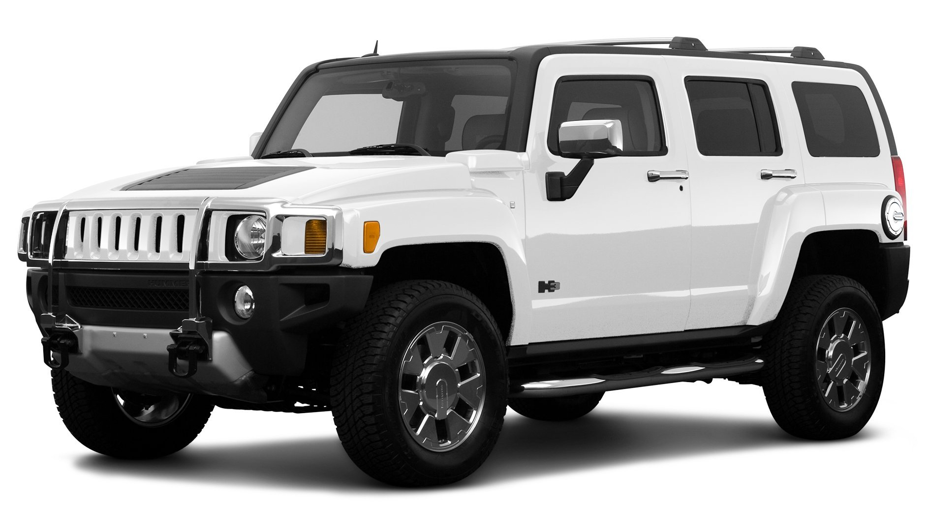 Amazon Com 2008 Hummer H3 Reviews Images And Specs
