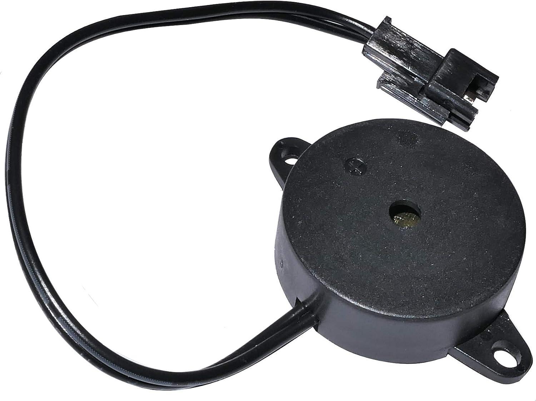 Aerzetix C4540 Licht Aus Signalgeber Für Kfz Scheinwerfer 3 Bis 20 V 6 V 12 V 90 Db 31 X 10 Mm Auto